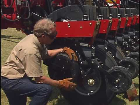 Converting Your Planter For No Till Operation Closing Systems Case