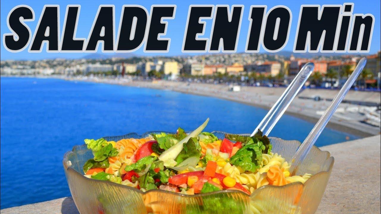 ep16 salade froide de p tes pour le picnic en 10 minutes. Black Bedroom Furniture Sets. Home Design Ideas