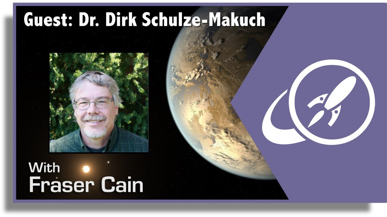 Interview: Dr. Dirk Schulze-Makuch and Superhabitable Planets