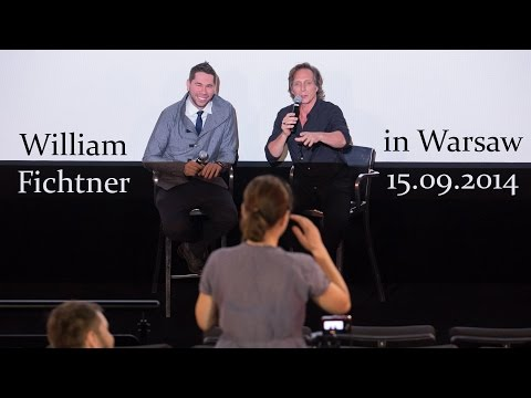 William Fichtner in Warsaw