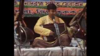 Raga Puriya Dhanashri - Indian Classical Music - Saptarshi Chakraborty