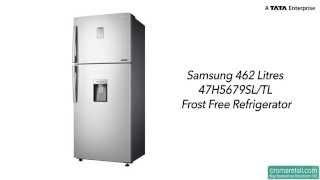 Samsung 462 Litres 47H5679SL/TL Frost Free Refrigerator