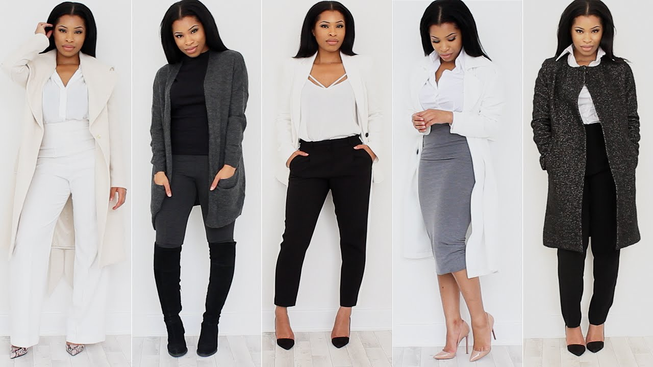 Olivia Pope Scandal Inspired Style Lookbook Youtube