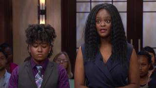 Judge Faith - Three's a Crowd (Season 2: Full Episode #65) thumbnail
