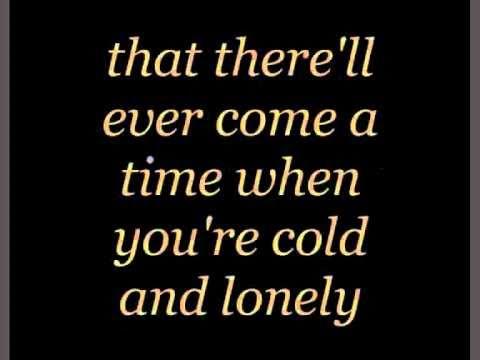 Mariah Carey - Someday Lyrics (on screen)