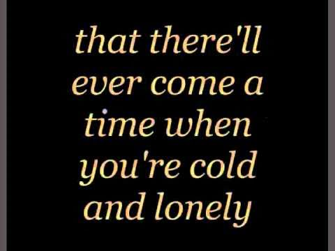 Mariah Carey - Someday Lyrics (on screen)
