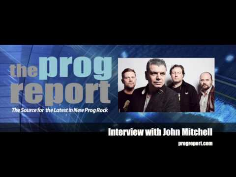 John Mitchell (Lonely Robot) - The Prog Report
