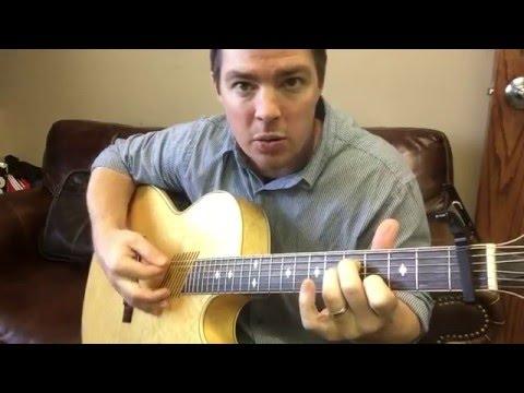 Break On Me | Keith Urban | Beginner Guitar Lesson