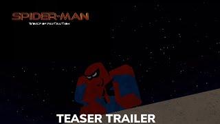 SPIDER-MAN: MUNDO DE DESTRUCCION - Tráiler de Roblox Teaser Offical