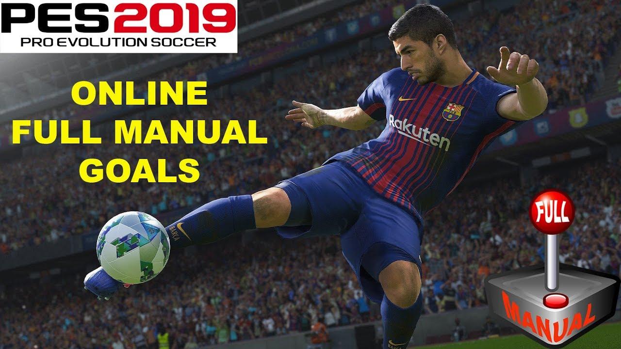 f44d2fa27424 PES 2019 ONLINE MANUAL GOALS 07