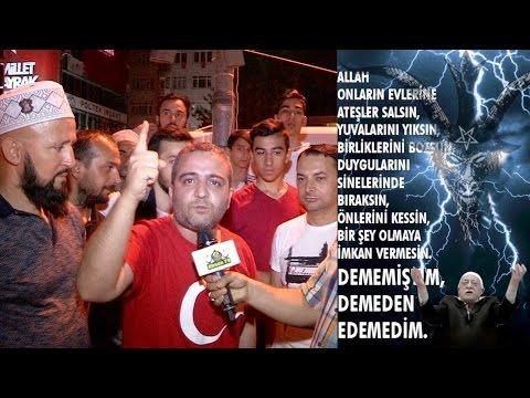 Teröristbaşı FETO'ya Kürt Kardeşimden Ağır Darbe!