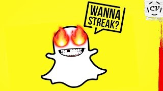 Wanna Start A Streak With ChrisViral On Snapchat?