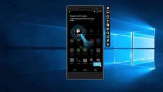 видео Эмулятор Visual Studio для Android