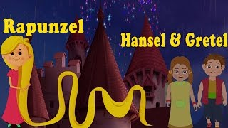 Rapunzel | Hansel & Gretel | Compilation - Best Animated Fairy Tales Collection