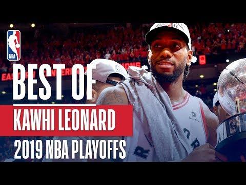 The Best of Kawhi Leonard! | 2019 NBA Playoffs