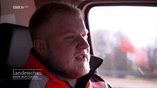 rettungswagen im noteinsatz behindert