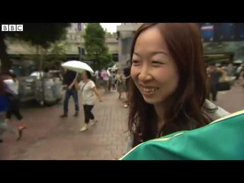 BBC News - Tokyo celebrates 2020 Olympic