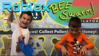 "ROBLOX BEE SWARM ""WE SHOW YOU HOW TO COLLECT SPECIAL THINGS TUCKED AWAY IN HIDING SPOTS"""