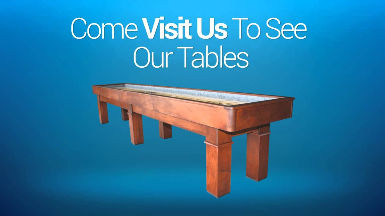 shuffleboard and for table sale us dent billiards off follow scratch olhausen