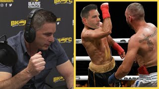 The Time BKFC President David Feldman Got in a Bare Knuckle Fight...