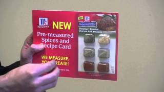 Shelf Talkers, PlasticPrintingNY.com, Attention Grabbing Packaging