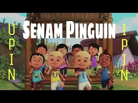 Senam Pinguin Versi Upin Ipin Dan Kawan Kawan Super Lucu