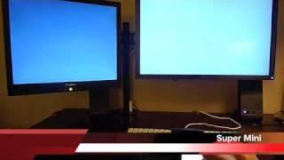 Upgrade Mac Mini to SSD drive and 8GB Ram.