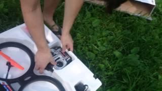 видео Купить квадрокоптер с hd и fpv камерой в Нижнем-Новгороде