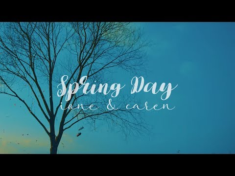 BTS - Spring Day (Cover By Ione & Caren)