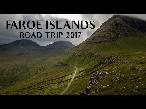 Faroe Islands - Roadtrip Timelapse