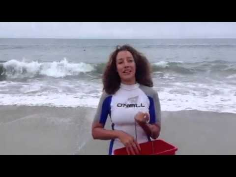 Jennifer Beals takes the ASL Ice Bucket Challenge
