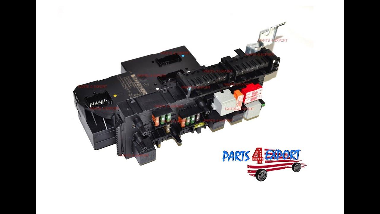 medium resolution of new mercedes 2049065402 c250 c300 c350 c63 amg fuse box youtube 2013 mercedes c250 fuse box diagram mercedes c250 fuse box