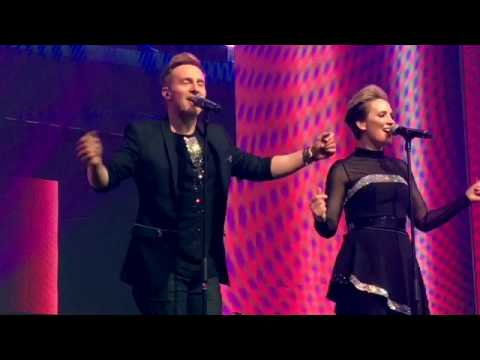 """Steps perform at """"I Love the 90s"""" Hasselt, Belgium 8th April 2017"""