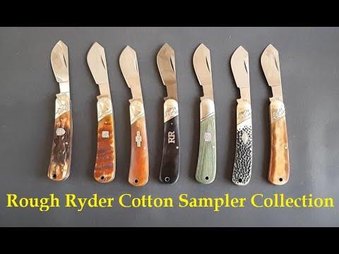 ROUGH RYDER COTTON SAMPLER COLLECTION