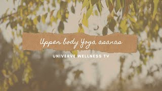 Yoga Asanas for Upper body