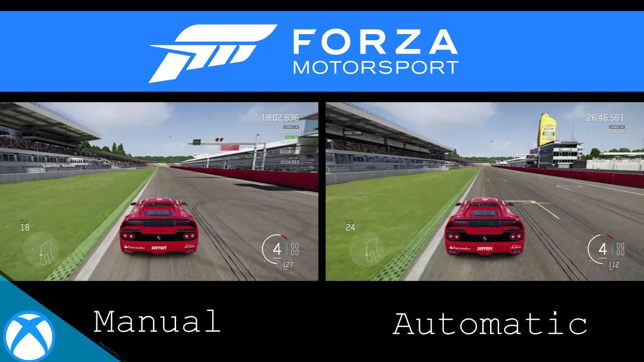 forza 6 shifting tips l manual vs automatic l which is faster youtube rh youtube com which is faster automatic or manual mustang which is faster automatic or manual mustang