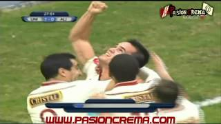 Universitario 2-1 alianza lima - Fecha 23 - Copa Movistar 2012 [Narración en vivo] HD