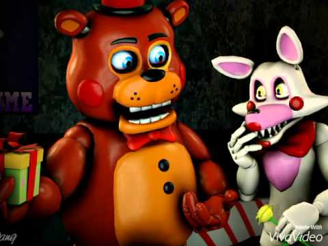 Sfm Fnaf Toy Freddy X Mangle Youtube