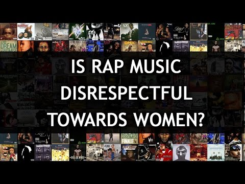 Is Rap Music Disrespectful Towards Women?