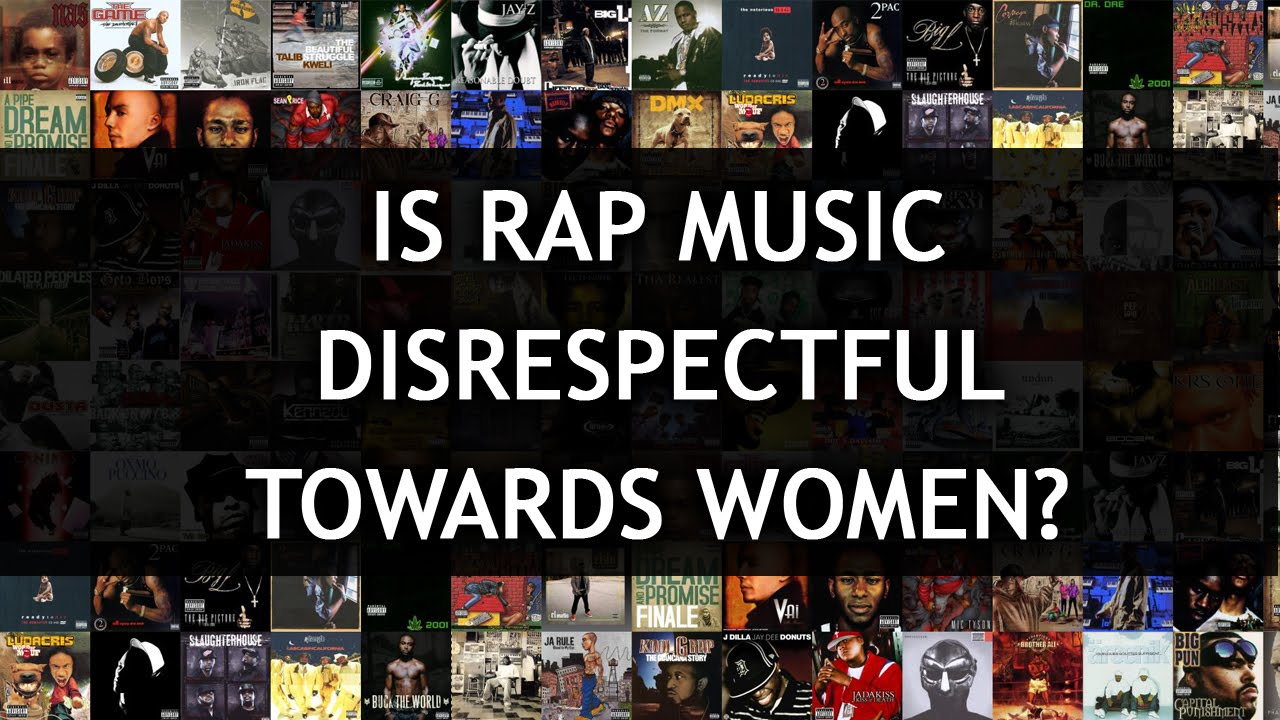 What is your opinion on rap music and violence?