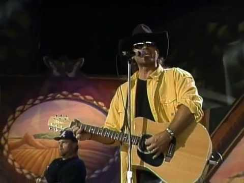 Billy Ray Cyrus - Some Gave All (Live at Farm Aid 1997)