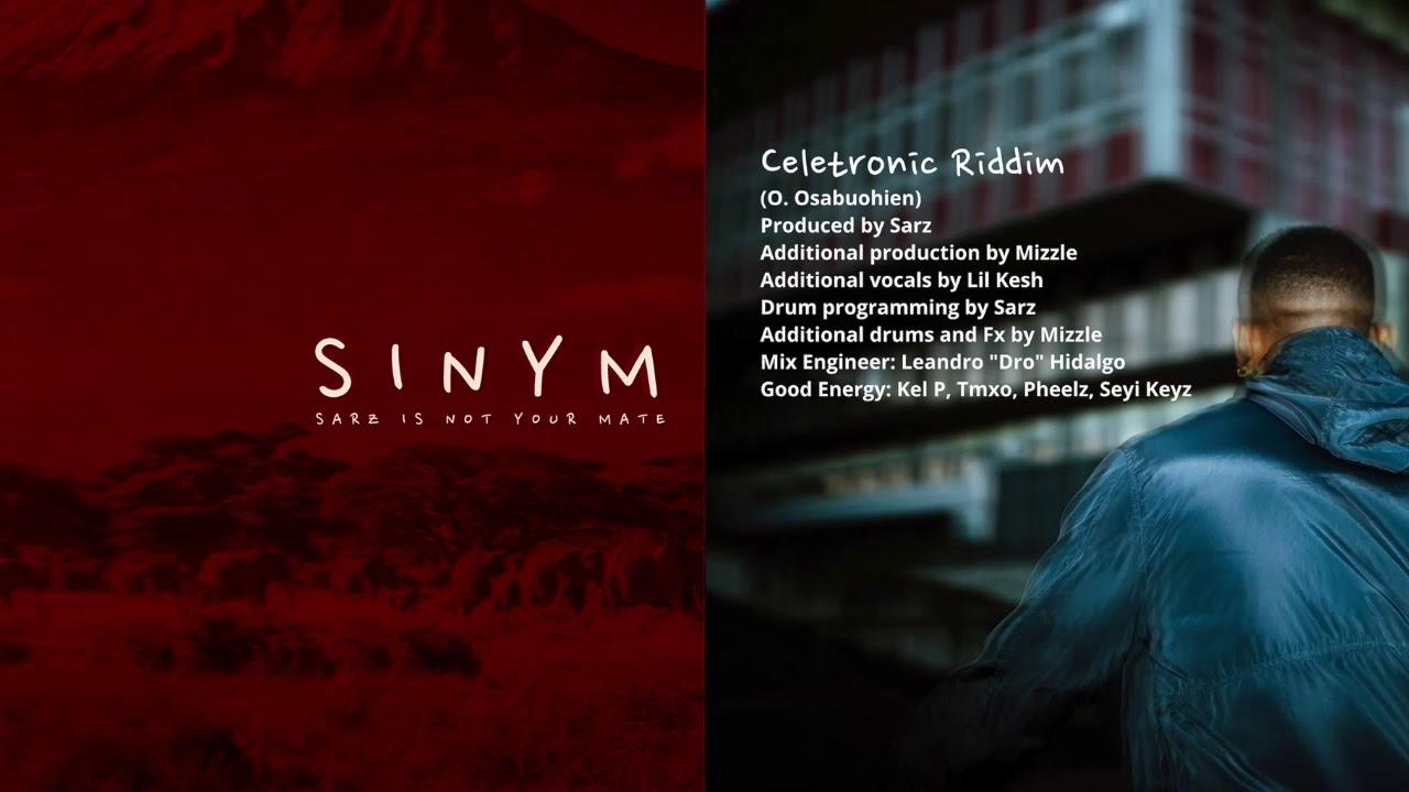 Download Sarz - Celetronic Riddim