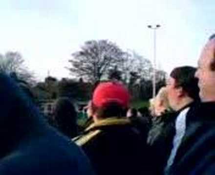 Bedworth United FC V's Leamington FC