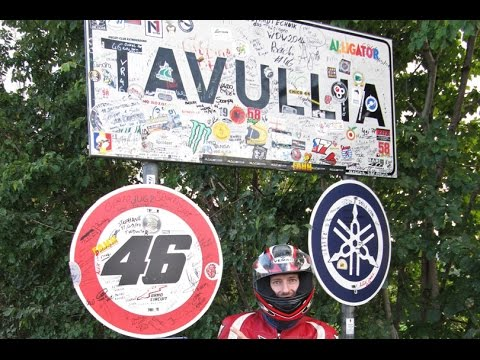 Tavullia - Rossis Hometown, Fanclub and Ranch