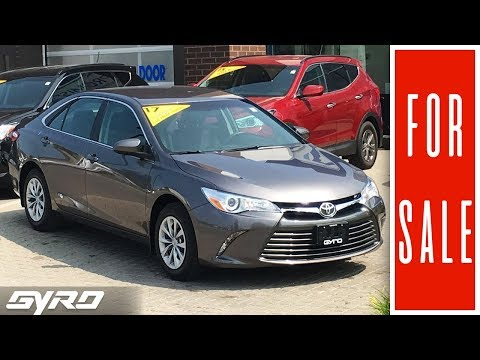 2017 Toyota Camry SE - Pre Owned Gyro