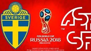 Sweden vs. Switzerland   FIFA World Cup Russia 2018   PES 2018