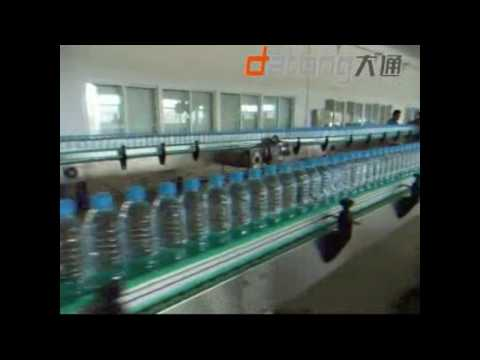 25000BPH pure water filling production line from Zhangjiagan