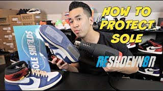 HOW TO PROTECT JORDAN 1 SOLE | ARE SOLE