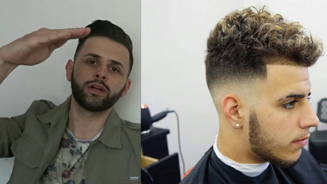 Cum Sa Te Tunzi Daca Ai Parul Cretondulat Explain Haircut For Curly And Wavy