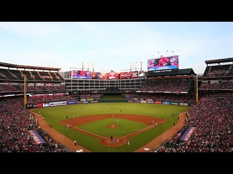 30 Fields in 30 Days: Globe Life Park